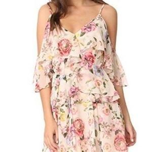 NWT Yumi Kim White Floral Addicted to Love Dress